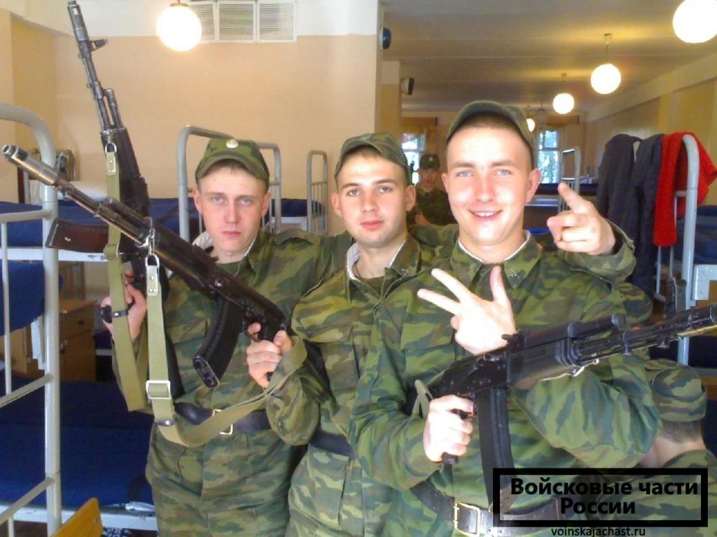 Мотострелковый полк мосрентген
