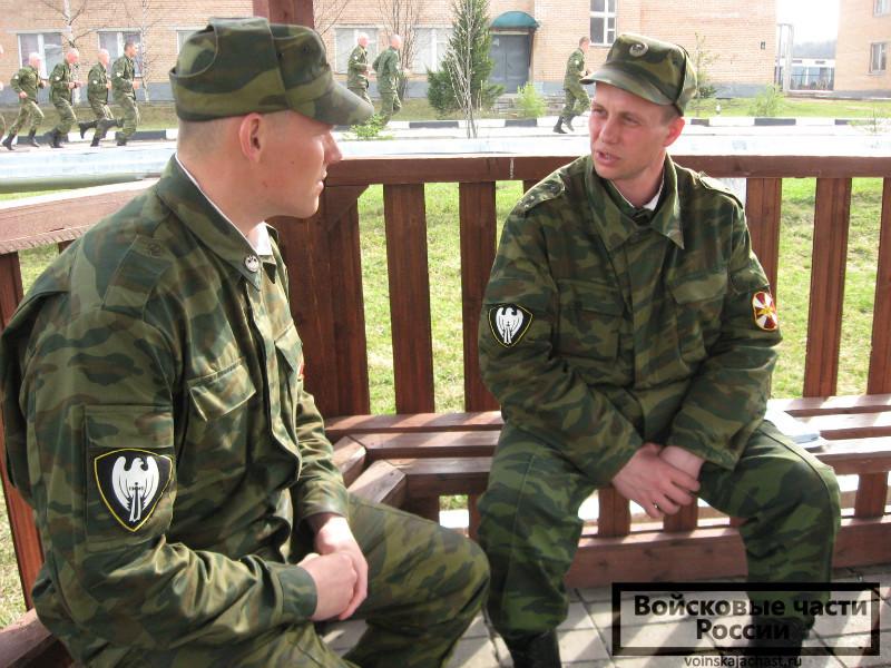разговор офицера солдат с личным составом
